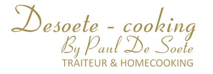 DESOETE COOKING logo